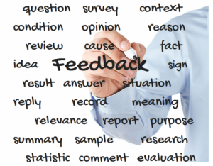 Best ways to give and receive feedback
