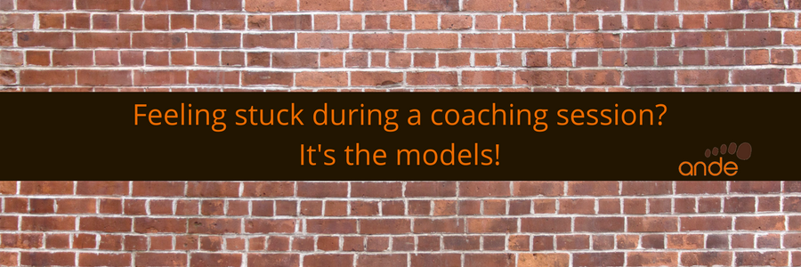 Stuck during a coaching session? It's the coaching models!