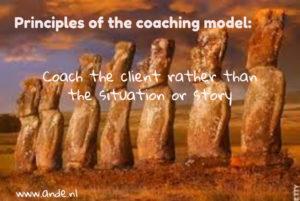 Principles if the coaching model