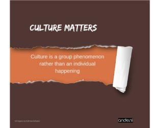 Culture Matters1