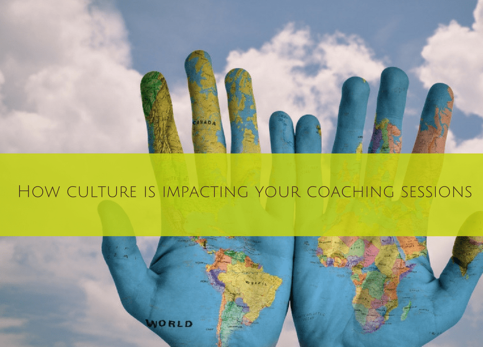 How culture is impacting your coaching sessions