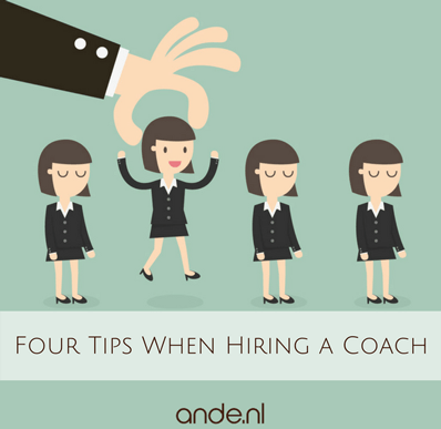 Four Tips When Hiring a Coach