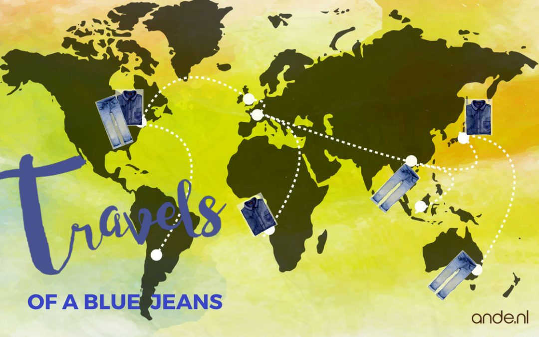 The Transatlantic Travels of a Blue Jeans