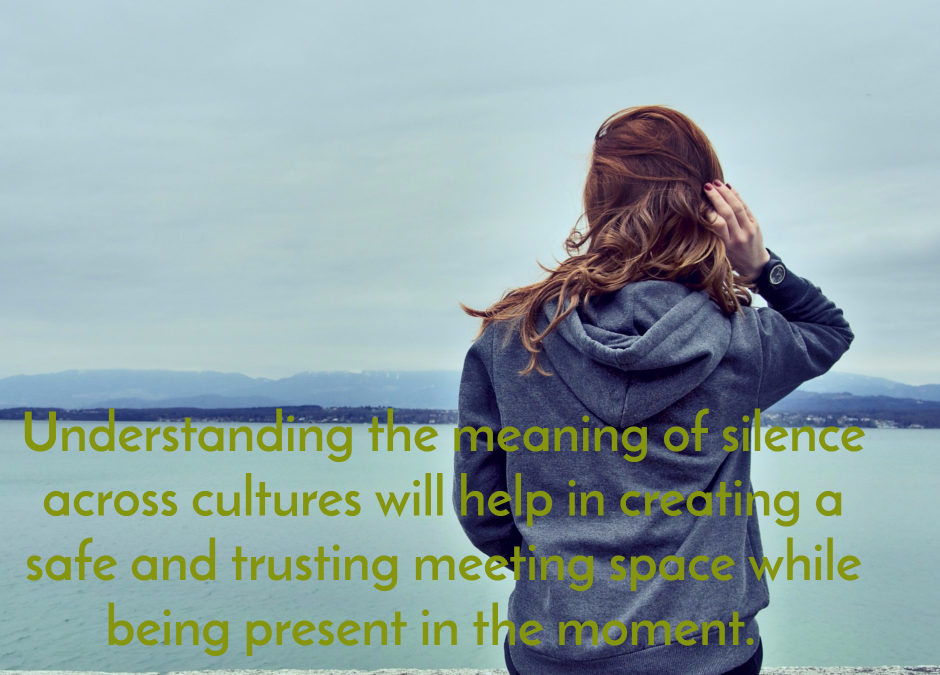 Learning what Silence means across-cultures and then…
