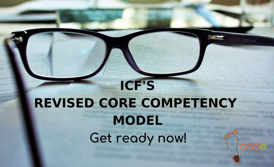 ICF's new revised core competency model