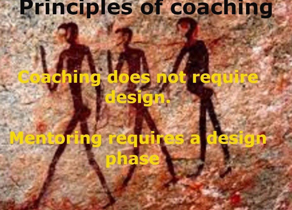 Principles of coaching