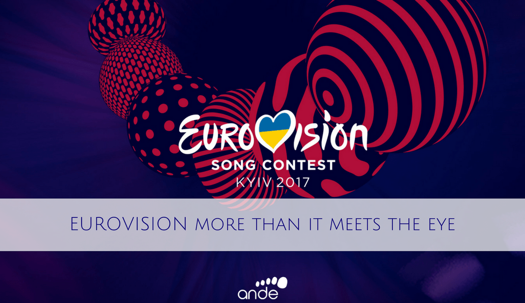 Eurovision, more than it meets the eye